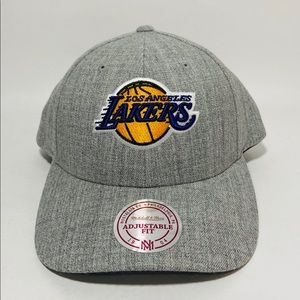 Mitchell & Ness Los Angeles Lakers Snapback Hat